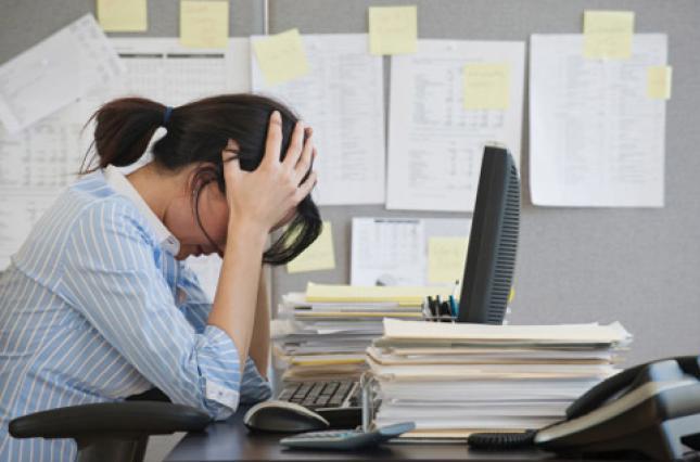 Як полтавчани позбуваються хронічної втоми на роботі
